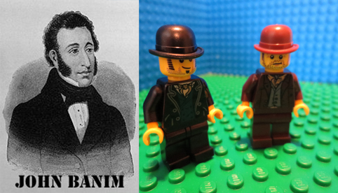 John (1798-1842) and Michael Banim (1796-1874) The Banim brothers wrote collaboratively until John's death (Michael continued to write afterward). John suffered from ill-health all his life. They liked to show Irish life through their works. Notable Works: The Bit o' Writin (1838), Father Connell (1842), The Town of the Cascades (Michael, 1864)
